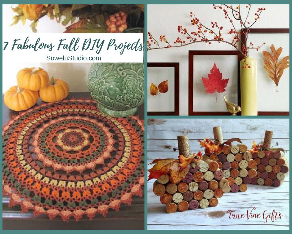 7 Fabulous Fall Diy Home Decor Projects Sowelu Studio