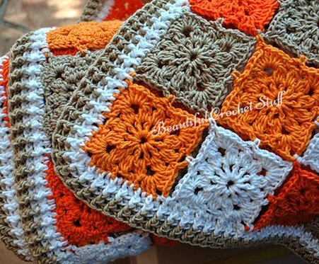 A Roundup Of Fabulous Fall Afghans Sowelu Studio