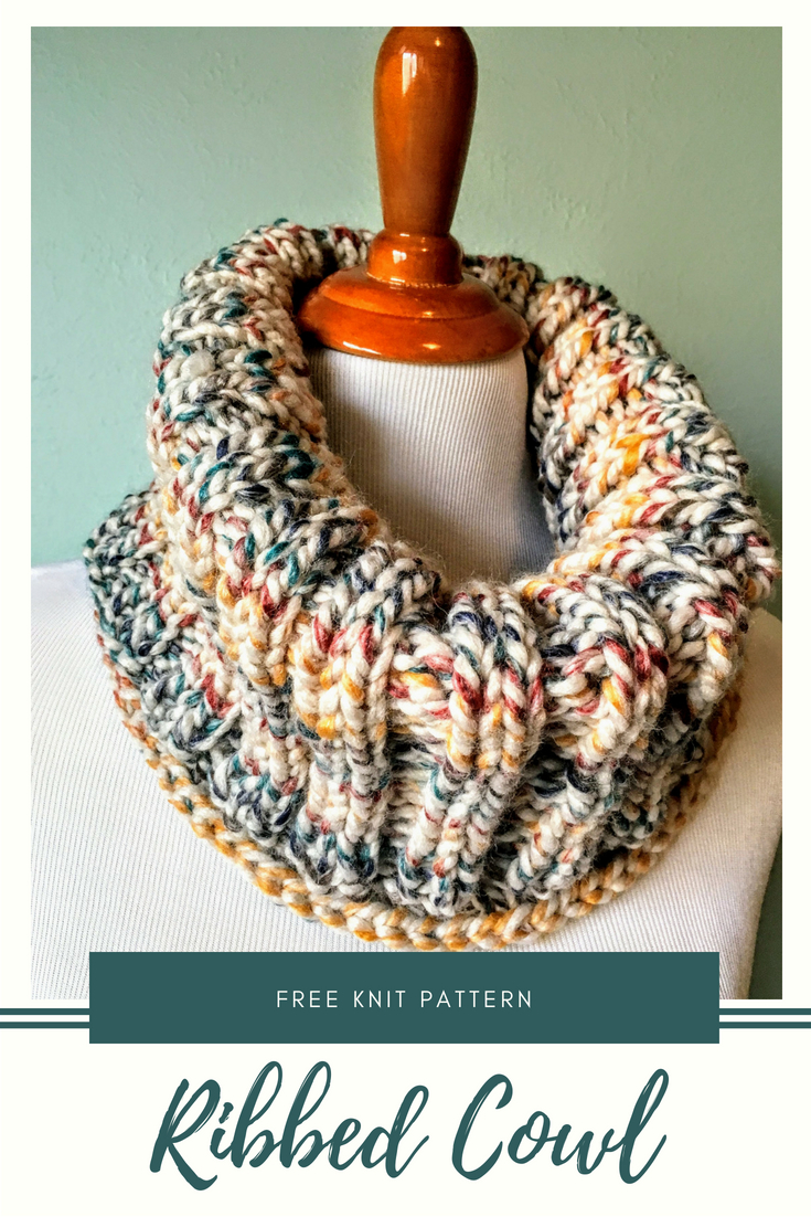 Knitted Cowl Pattern Circular Needles Simple Inspiration Ideas