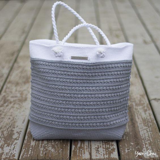 Wonderful Free and Easy Crochet Bag and Purse Patterns – Sowelu Studio