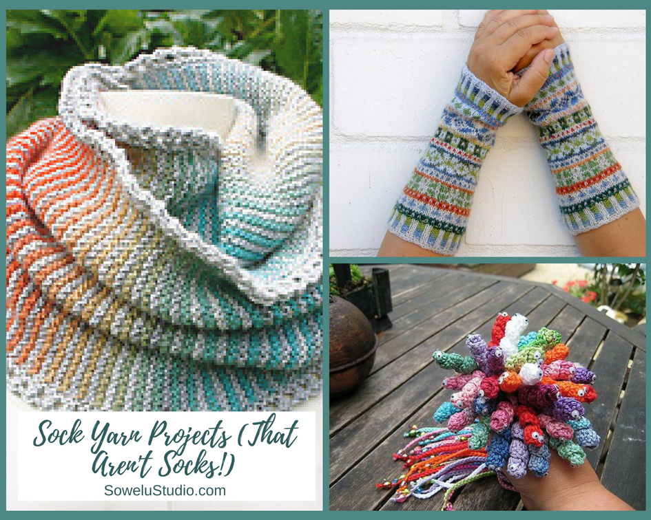 The Best Sock Yarn Projects That Aren